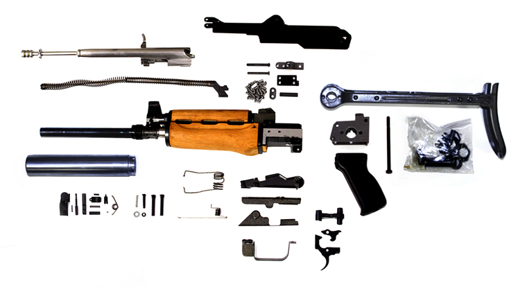 Yugo M92 Underfolding Rifle Kit 7.62x39