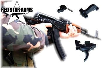 Adjustable AK Trigger System